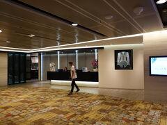 空港到着 帰りもプレエコ シンガポールでもラウンジが利用可能です サクララウンジは用意されていませんが、dnata Loungeが使えます