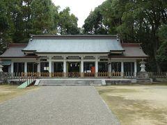 宮崎県護国神社 明治戊辰の役以降国家公共に尽くした宮崎出身の方を祀っているそうです。