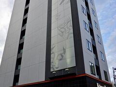 【リッチモンド浅草】  今回は「リッチモンドホテル浅草」に初めて宿泊して見ました。  目の前には、少しグレードの高い「リッチモンド(プレミア)ホテル浅草」があります。