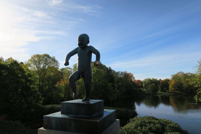フログネル公園 (ヴィーゲラン彫刻公園)