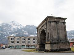 アウグストゥス帝の凱旋門