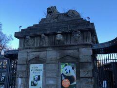 Sバーンで動物園駅に移動 この辺りは、西ベルリン時代の中央駅だったらしく商業的に栄えていた