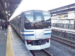 少し早めに7時28分に北鎌倉駅に到着。いつものように駅のベンチで朝食。 ただ電車が到着するたびの通勤列車を思わせるような多くの親子連れが下りてきてびっくり。後で分かった事ですが、今日は入試なんですね。
