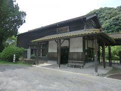 14:21 JR肥薩線.嘉例川駅です。 この駅、鹿児島空港から近いのです。