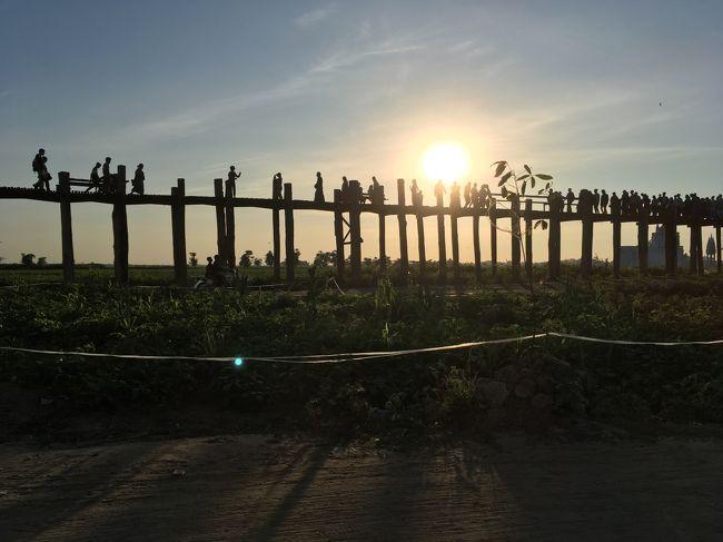 まだ日が高いが、私はこれでも充分好きな風景。<br />この橋、ずっと残しておいて欲しいな。<br />メンテナンス、がんばって!!<br />この時点で、16時30分くらい。<br />