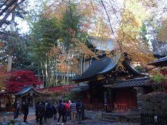 瑞鳳殿  伊達正宗の墓所です。 12月でしたがまだ紅葉が残っていて竹とのコントラストがきれいでした。 無料でボランティアの人が解説してくれます!