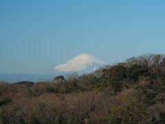 富士山がドーン。先月見れなかったのでお久しぶりです。