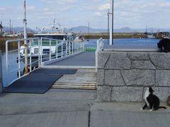 三洋汽船は笠岡諸島の全ての島へ航路があります。寄港地が多いので船内には次の港を知らせる電光の案内板が付いてました。