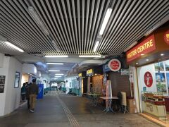 今日はスターフェリーに乗って、香港島へ向かいます。
