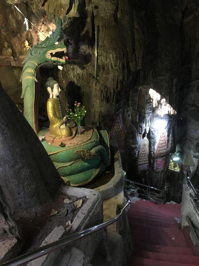 ほんと知る人ぞ知る洞窟らしい。<br />誰も観光客いない。