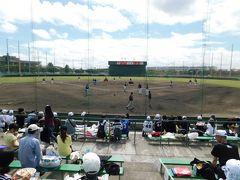 石垣市中央運動公園野球場