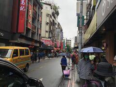 台北のおしゃれスポット永康街へ