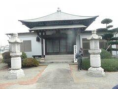 大慈寺の本堂