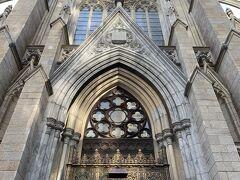 そしてセントパトリック大聖堂へ!