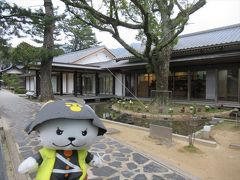 目的地はこちら。 有料施設の至誠館。 建築時だったか松陰神社の改修工事だったかの時に寄附をしたときにもらった無料券で入って以来です。