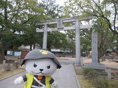 最初の立ち寄り先は松陰神社です。