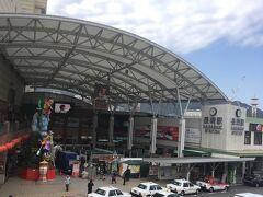 長崎は大きいです。ランチはアミュプラザ長崎で。