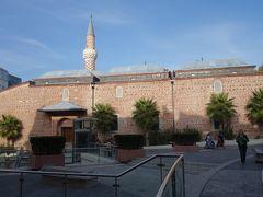 ローマの競技場遺跡のよこにあるモスク