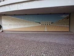 ローマの競技場遺跡