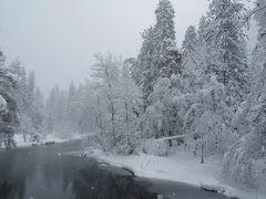 雪景色ですが素晴らしい風景とは・・