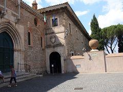 ヴィラデステの入口です。 ヴィラデステ自体は別荘なので、入口がこじんまりとしています。