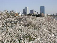 【桜之宮公園①】 https://osaka-info.jp/page/kema-sakuranomiya-park (2002年3月28日撮影)