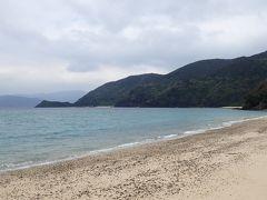 浜へ(*^。^*)
