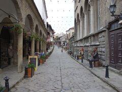 ヴェリコ タルノヴォ旧市街