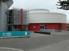 水族館(The National Aquarium of NZ)です。ニュージーランドでも有名な水族館だそうですが、規模は大きくはありません。