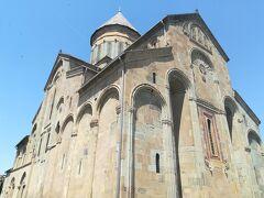 スヴェティツホヴェリ大聖堂/Sveti Tskhoveli Church