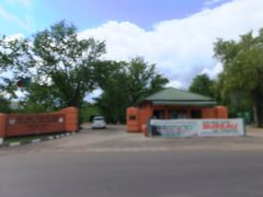 ザンビア側のビクトリアフォールズを見学。入場料20US$、クレジットカードで決済できました。