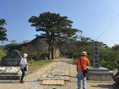 まだ時間ありますので、世界遺産の「今帰仁城跡」へ こちらは、昨年10月以来の再訪です https://4travel.jp/travelogue/11406418