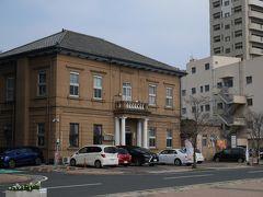 若松石炭会館は明治38年に建てられた若松石炭商同業組合の事務所でした。