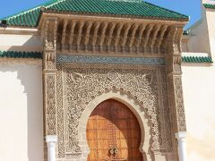 ムーレイ・イスマイル廟は入場できません。