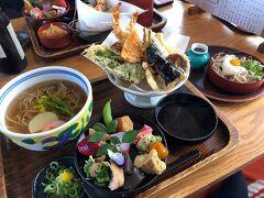 天ぷらが美味しかったです(^-^)