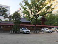 東京とそんなに変わらないお店の数々が並んでいました。