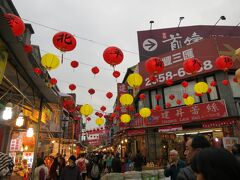 次は迪化街へ。 迪化街大好き! 台北に来たらいつも行きます。 お土産選びが楽しいです!