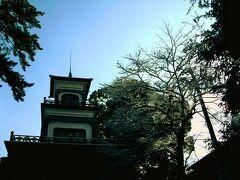 尾山神社! 洋風のデザインがすてき