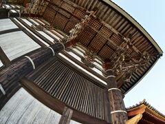 【東大寺盧舎那仏像(とうだいじるしゃなぶつぞう)、奈良の大仏様】  入るよぉぉぉ~!