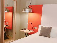 ベローナから車でマントヴァへ移動。 だいたい50分くらいかな。  かわいいホテルの かわいいお部屋