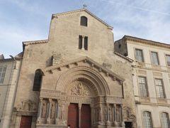 サン トロフィーム教会/回廊