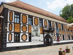 セルマゲ宮殿はバラジディン貴族であったセリマゲ家が1759年に建設したバロック式の宮殿。