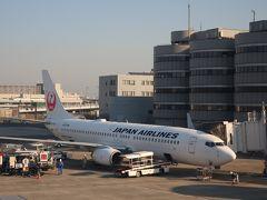 機体はB737-800 運行停止になったB737MAXじゃないよね。