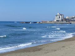 ここで綺麗な海を見て、福井とはお別れ。