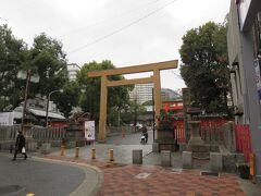 生田神社に到着!