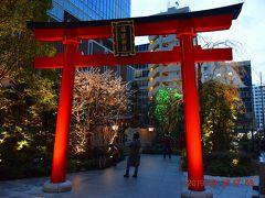 ここってコレド室町ができた際に合わせて三井不動産がこの地に鎮座していた福徳神社も新たに建立してCMでも蒼井優さんが登場して有名になりました。