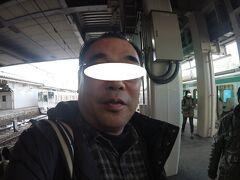9時29分。仙台から1時間11分で山形へ到着。