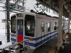 10:57 六日町駅発 北越急行ほくほく線