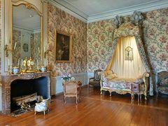 ルイ15世様式の寝室