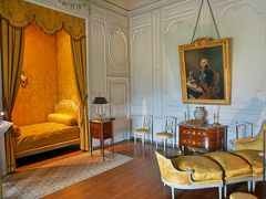ルイ16世様式の寝室